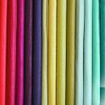 رنگبندی پارچه تترون