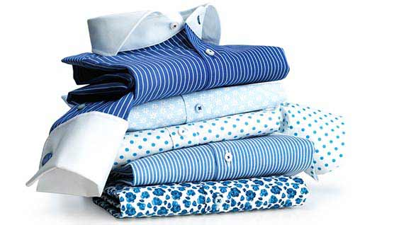 انواع پارچه پیراهن مردانه